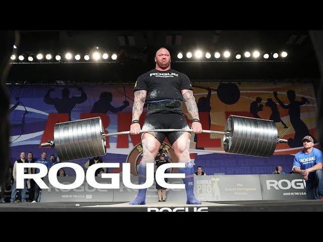 2018 Arnold Strongman Classic   Deadlift Highlights 8K