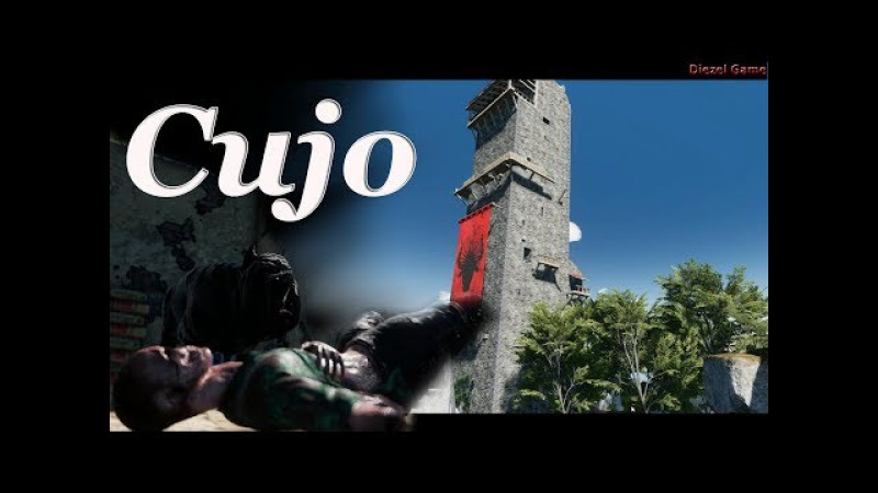 Die Young - Босс большая собака Сujo - Высокая башня - Спасти Заключенного - 4 турист
