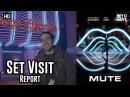 Mute Set Visit Report - Duncan Jones' Sci-Fi Epic
