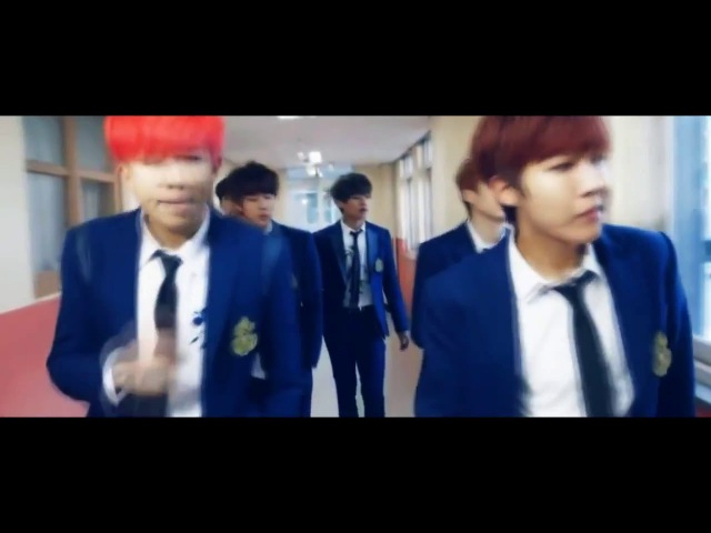 BTS (방탄소년단) - Boys Over Flower with Jung EunJi (정은지) A Pink [PART 1]