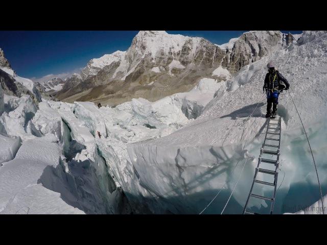 Everest Khumbu Icefall 4-23-16