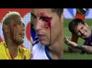 Players Hunting on Neymar, Lionel Messi, Cristiano Ronaldo ● Horror Fouls Tackles |HD