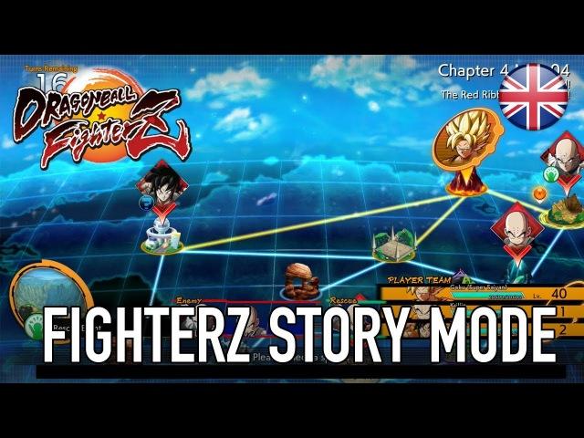 Dragon Ball FighterZ - PS4XB1PC - Story Mode (UK)