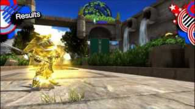 Sonic Generations Mod: SatBK - Sonic, Knight of the Wind (Plus Excalibur Sonic and Sound Pack)