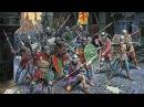 M B Warband 1429 la Guerre de Cent Ans Трусливые Бургундцы 99