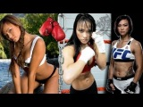 Fighter Michelle Waterson | You Would NOT Believe This Girl Is A Martial Artist!🔥 INSANE Highlights