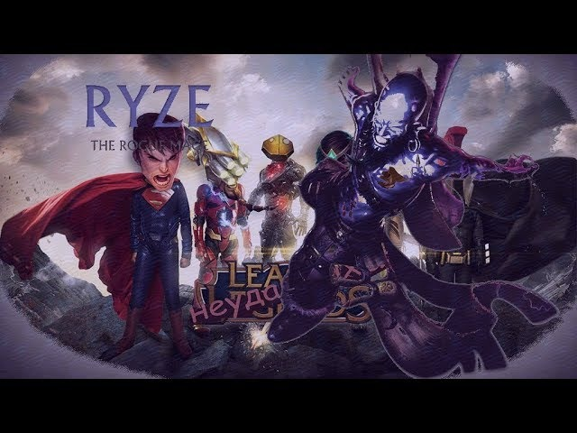 League of Legends 12 РАЙЗ
