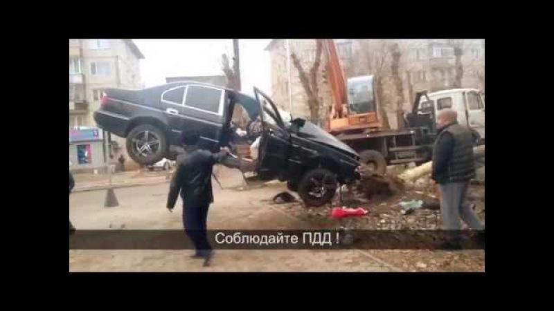 Ужасное ДТП в Степногорске