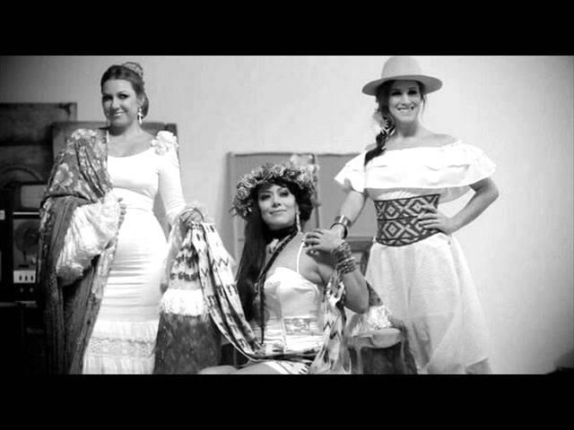 Cumbia del Mole. Disco Raiz. Lila Downs, Niña Pastori, Soledad Pastorutti