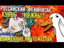 КНН Обиженные ничтожества Российский феминизм КНН и ТНН Goose
