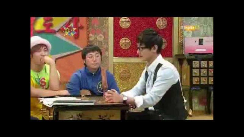 [SUBBED] Ĝōlɖεɳ Fɨϛɦε®y - H.O.T's Kangta is envious of Shinhwa?