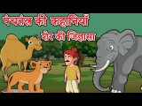 शेर की जिज्ञासा | The Curious Cub | Panchatantra Stories in Hindi | Bedtime Moral Stories for kids