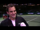 Interview met Roger Federer na winst ABN Amro-toernooi