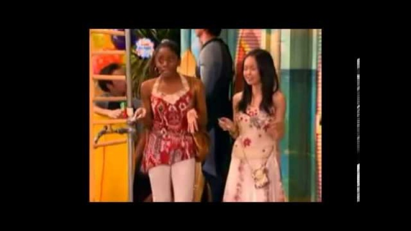 Hannah Montana tbt scene ! - Amber and Ashley's devil plan!