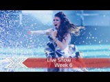 Saara Aalto does Donna Summer for Disco Week! Live Shows Week 6 The X Factor UK 2016