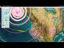 1/23/2018 -- Very large M7.9 (M8.3) Earthquake in Alaska -- West coast USA on watch