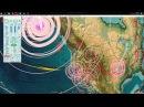 1/23/2018 -- Very large M7.9 (M8.3) Earthquake in Alaska -- West coast USA on watch