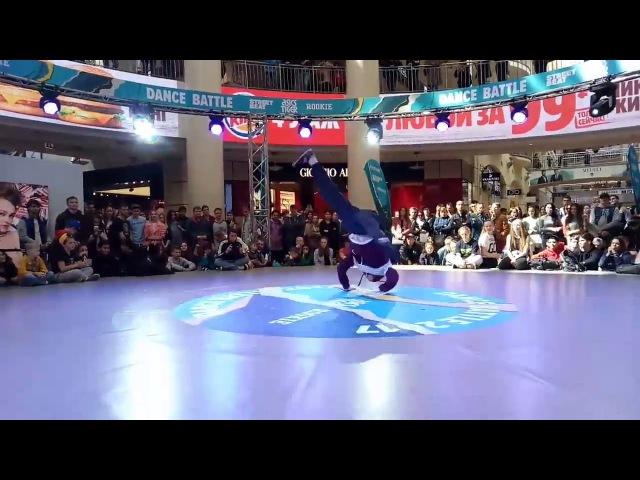 STREETBEAT Dance Battle 2017 - Гормин Максим