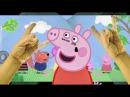 Любимая музыка свинки Пеппы FACE - БУРГЕР