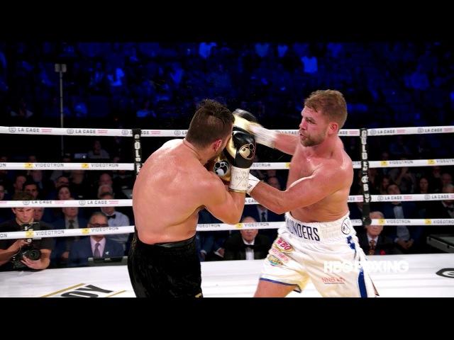 Fight highlights: Billy Joe Saunders vs. David Lemieux (HBO World Championship Boxing)