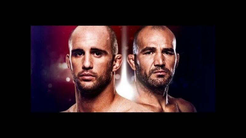 VOLKAN OEZDEMIR vs GLOVER TEIXEIRA UFC 224