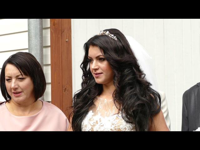 Весілля короткометражне. Голинь-Тужилів. ( 12_10_2017 )