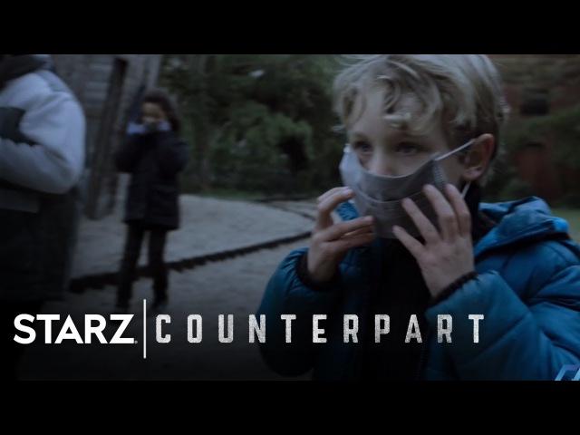 Counterpart | Critical Acclaim | STARZ