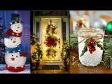 DIY ROOM DECOR! 24 Easy Crafts Ideas for Christmas - Christmas Decorations
