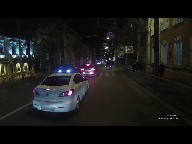 Авария на Варварке в Нижнем Новгород
