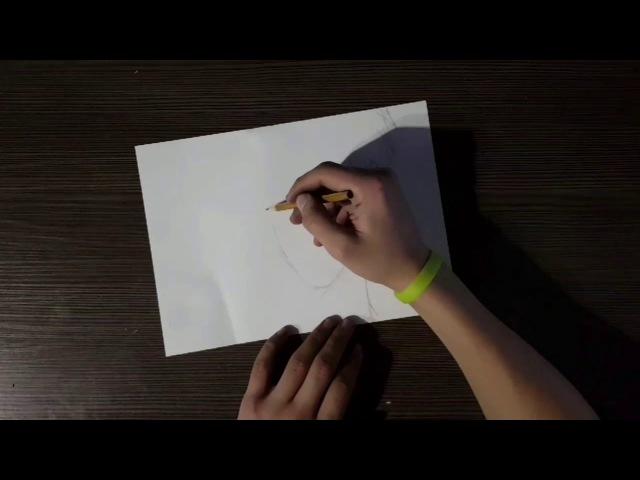 Kagami Taiga speed art