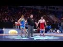Beka LOMTADZE GEO ALIYEV GALIB AZE Final 61 kg 2018 Kiev