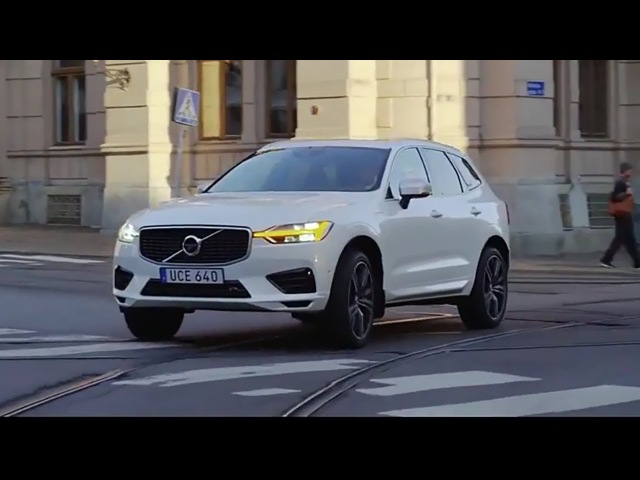 2018 The New Volvo XC40 Commuting Made Simple
