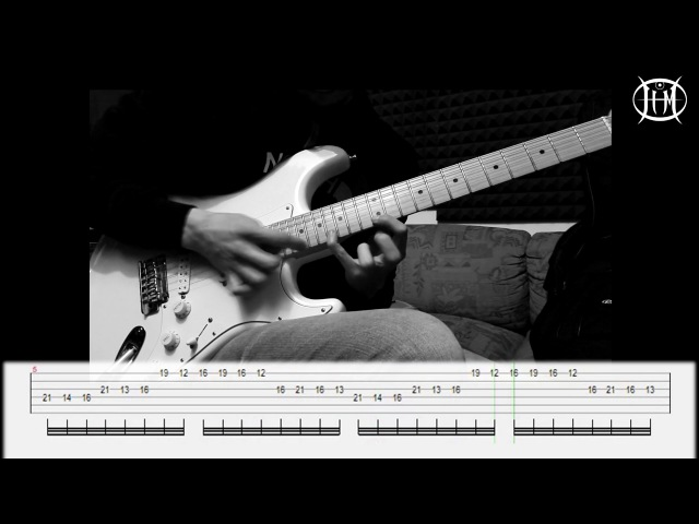 Extreme - He Man Woman Hater - Guitar Solo Cover TAB - Marco J. Zinnia