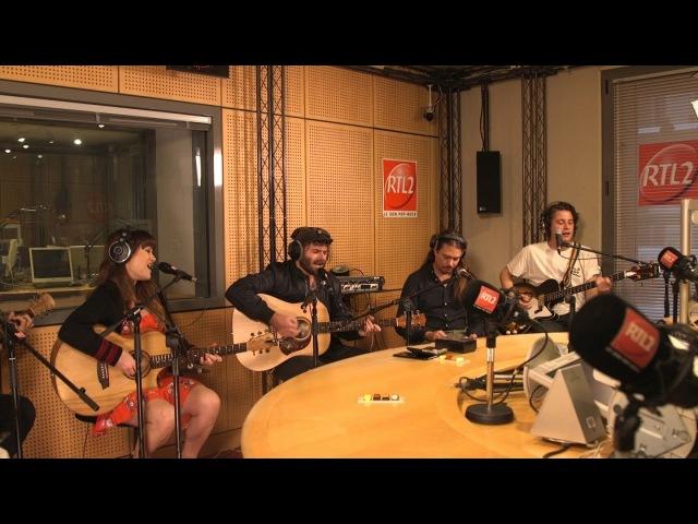 Angus Julia Stone - Big Jet Plane - RTL2 Pop Rock Session