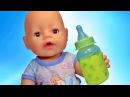 Куклы Пупсики Беби Бон Мальчик Распаковка Покупки Видео Игрушки для Девочек Зыр...