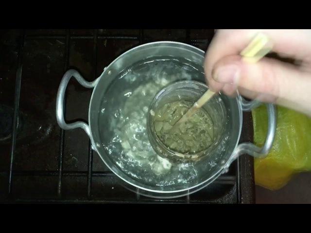 Самодельная полировальная паста, очень простой способ сделать полировальную па... cfvjltkmyfz gjkbhjdfkmyfz gfcnf, jxtym ghjcnjq