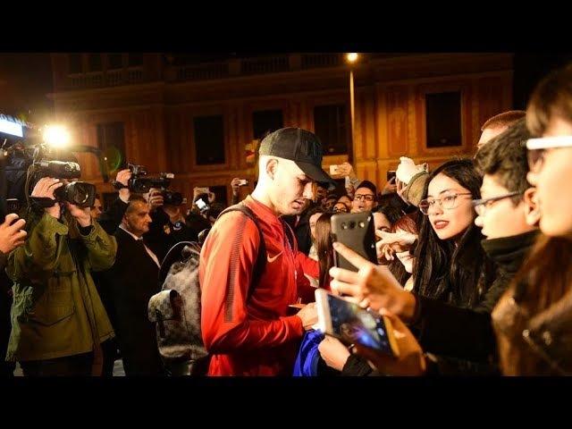 El Atlético de Madrid busca asaltar el Camp Nou