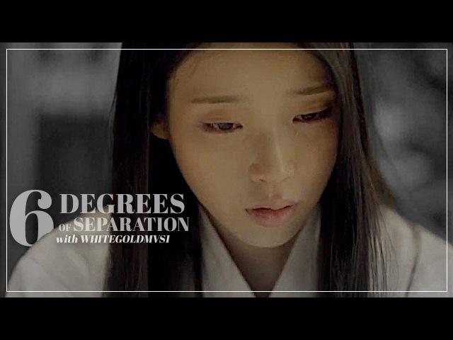 Six degrees of separation   asian dramas (w/Nana)