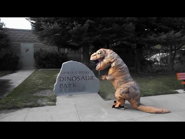 T Rex Tuesday: Jurassic Park
