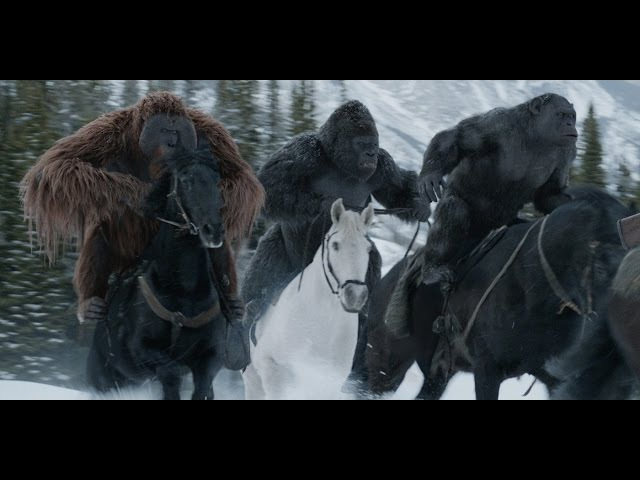 Планета обезьян: Война / War For The Planet Of The Apes [2017]