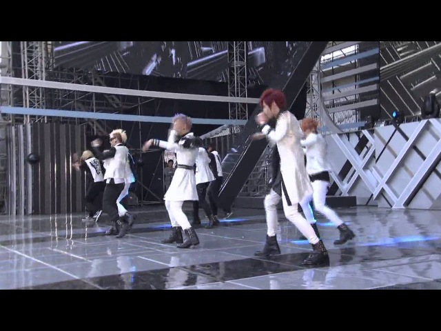 [130531] M.Pire (엠파이어) - We can't be friends (너랑 친구 못해) @ Dream Concert (Power rookie stage)