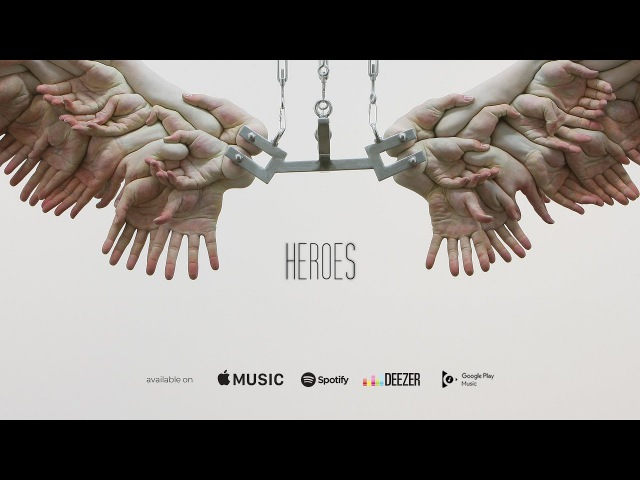 The Erised - Heroes [Official Audio]