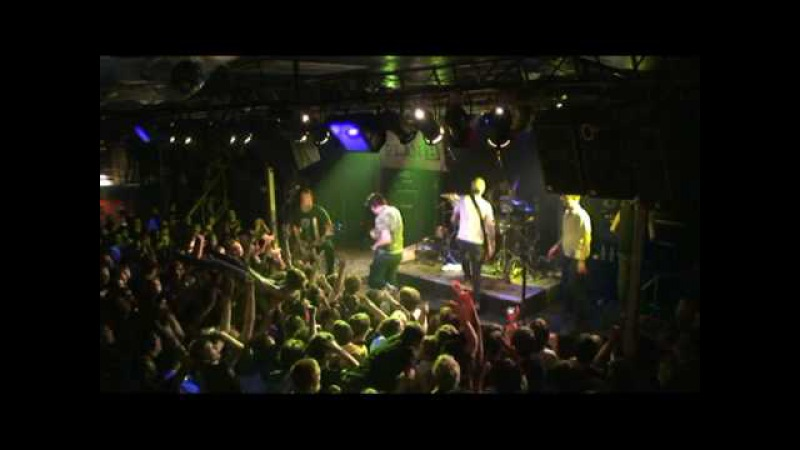 Norma Jean - Robots : 3, Humans : 0 (live in Plan B club Moscow)