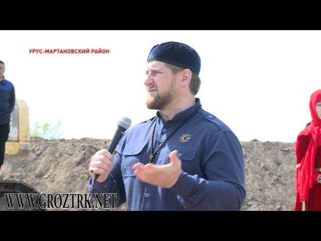 В ЧР открыт обводной канал Гойтинка - Сунжа