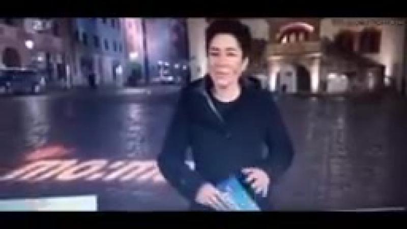 Dunja Hayali ZDF-MoMa erklärt uns- 'Mutige DDR Bürger haben am 9.11.1989 Wehrmac_144p.mp4