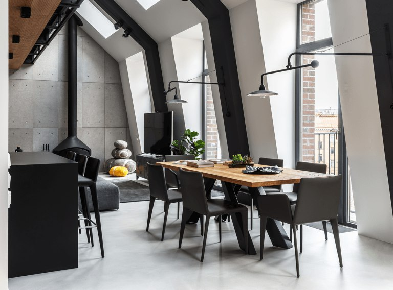 #design #interior #decor #loft