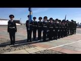 Кадеты стали призерами Всероссийского смотра