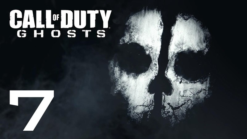 Прохождение Call of Duty Ghosts на Русском PC Часть 7 В пучину