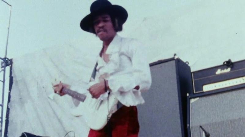 Jimi Hendrix - Foxey Lady (Miami 1968)