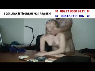 Karısını iş yerinde patronuna siktiren gavat koca kayıtta (türk swinger porno) (